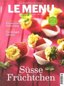 LE MENU, Ausgabe 5, Mai 2017