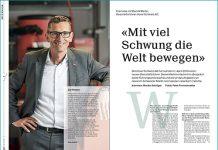 Daniel Weltin, Hoval Schweiz AG
