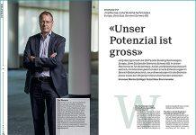 Jürg Herzog, Siemens Schweiz AG