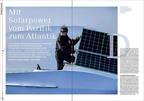 Mit Solarpower vom Pazifik zum Atlantik